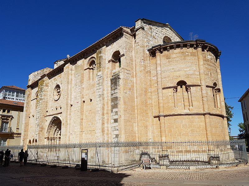 Iglesia de la Magdalena, una de las principales de Zamora