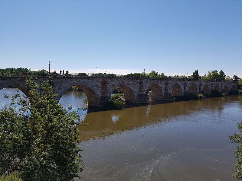Puente de Piedra, un imprescindible que ver en Zamora en un día