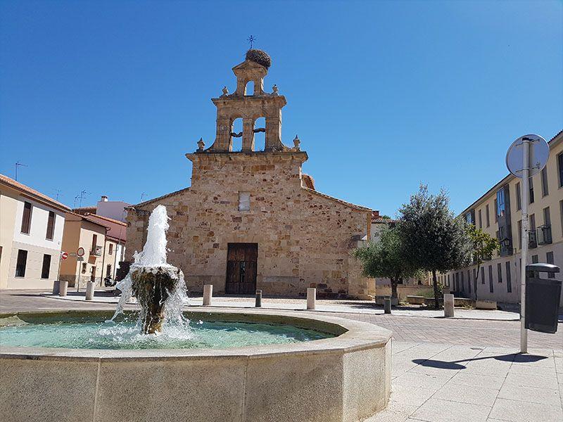 Santo Tomé, una de las iglesias románicas de Zamora