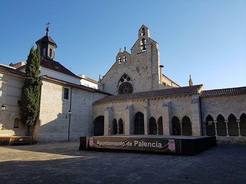 Iglesia de San Francisco, un lugar que ver en Palencia en un día