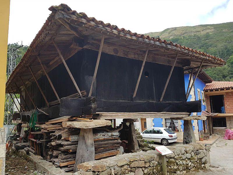 Panera en Espinaredo, Asturias