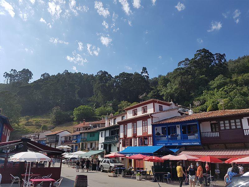 Tazones, un bonito pueblo de Asturias
