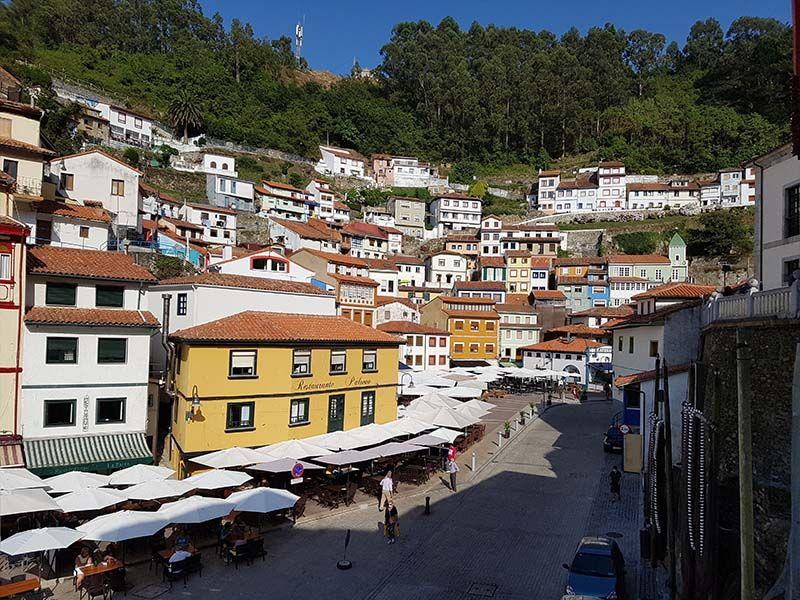 Cudillero, el pueblo de casas de colores de Asturias