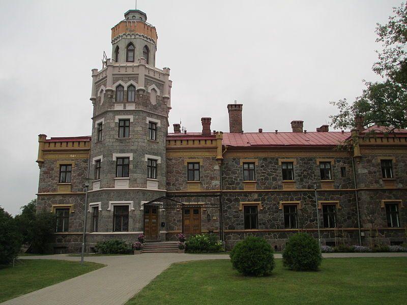 castillo nuevo de sigulda