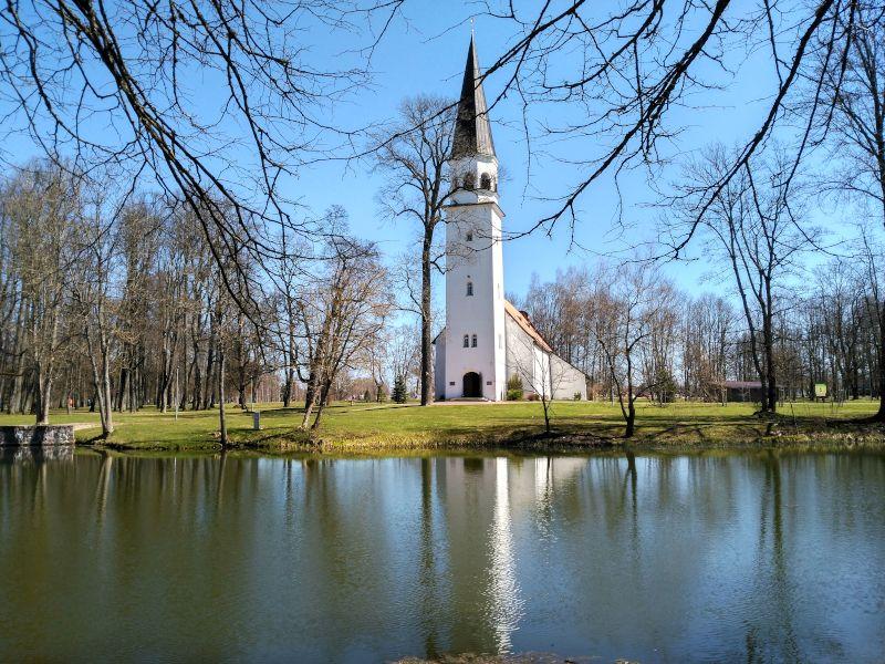 iglesia evangélica luterana de sigulda