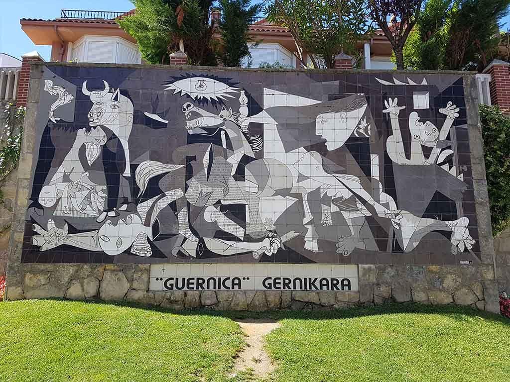 Mural El Guernica