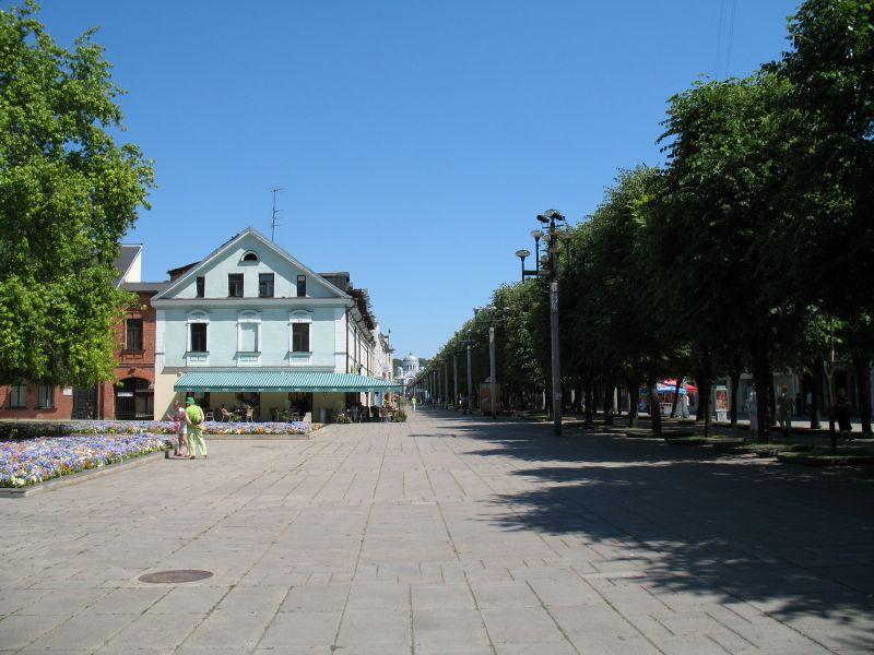 avenida libertad kaunas