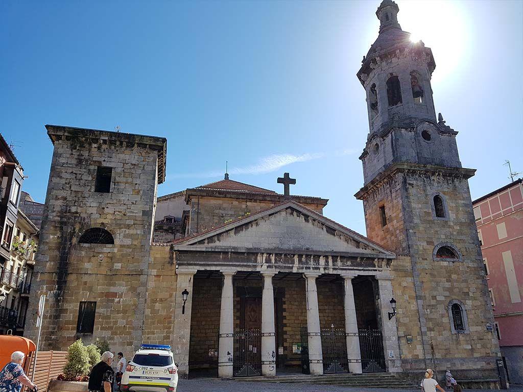 Iglesia de Santa María de Bermeo