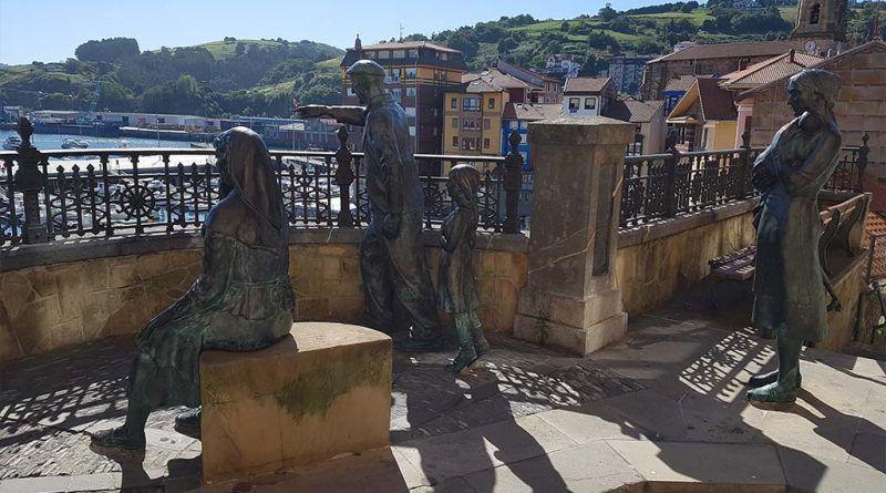 Monumento a los Pescadores, un lugar que ver en Bermeo