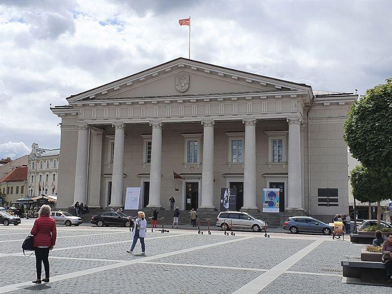ayuntamiento de vilna