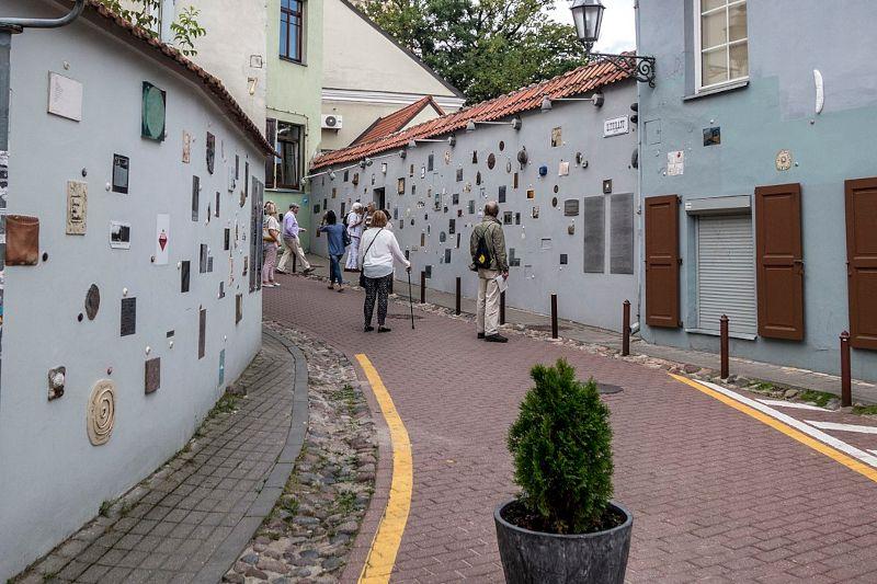 calle literatura vilna