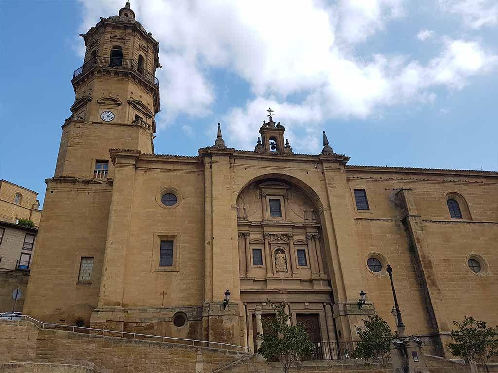 Iglesia de Nuestra Señora de la Asunción, Labastida