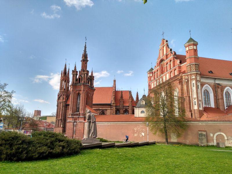 iglesia santa ana y san francisco de asis
