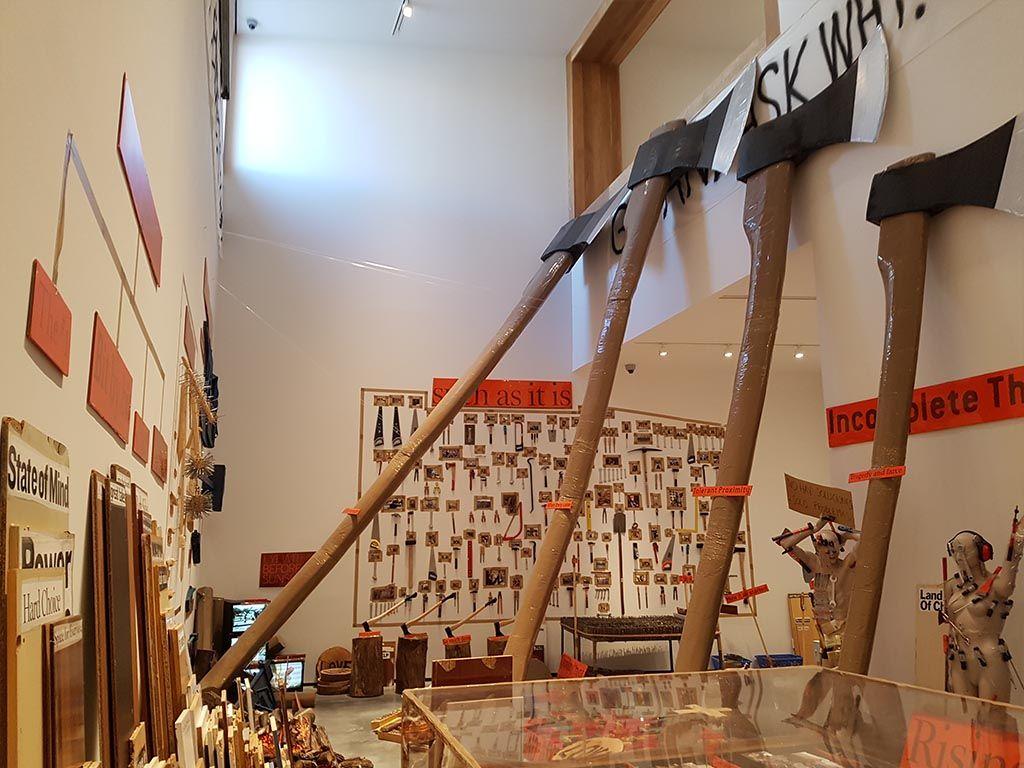 Power Tools, museo de Cáceres