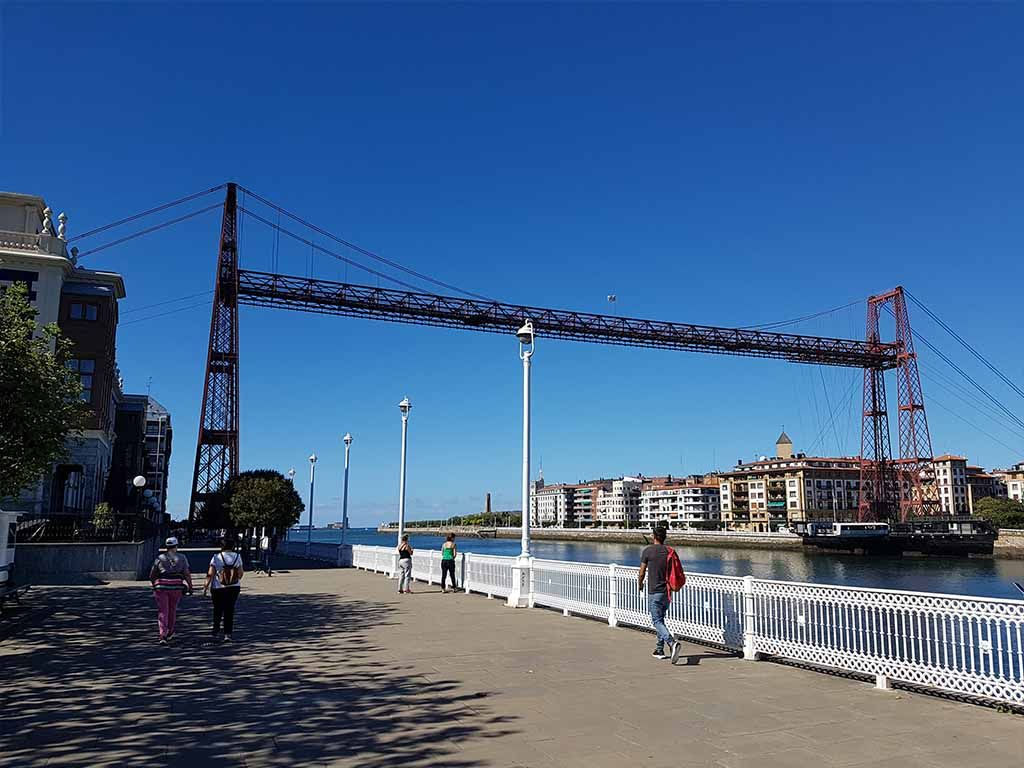 Puente de Portugalete, un lugar que ver en el País Vasco en una semana