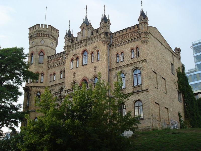 Palacio Raduszkiewicz