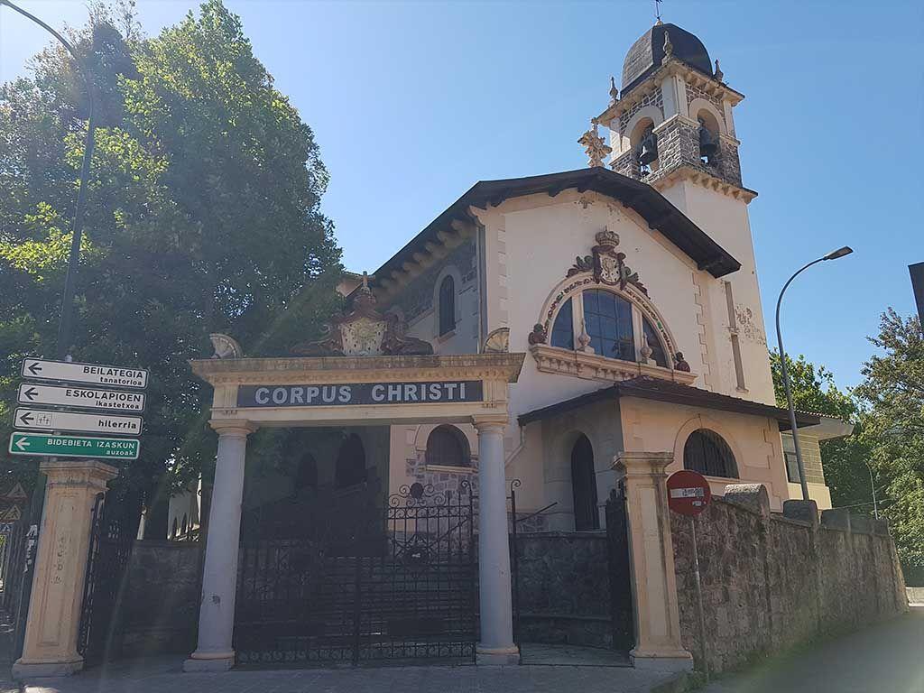Iglesia del Corpus Christi de Tolosa