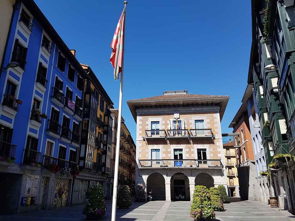 Plaza del Ayuntamiento de Tolosa