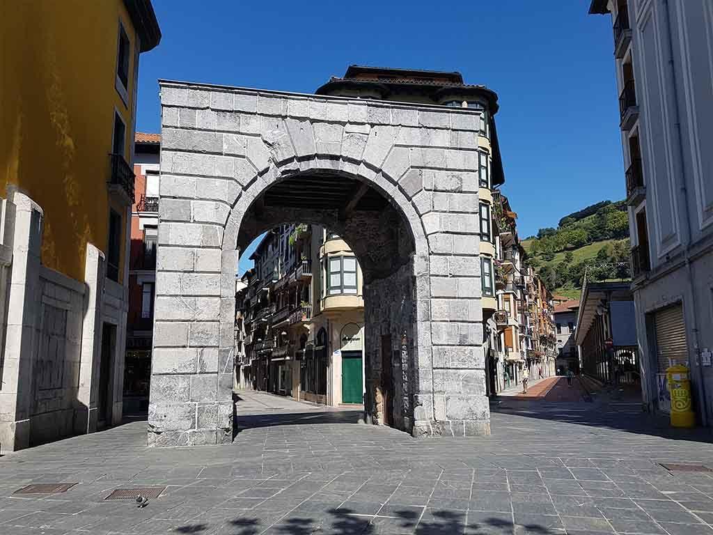 Puerta de Castilla, un lugar que ver en Tolosa