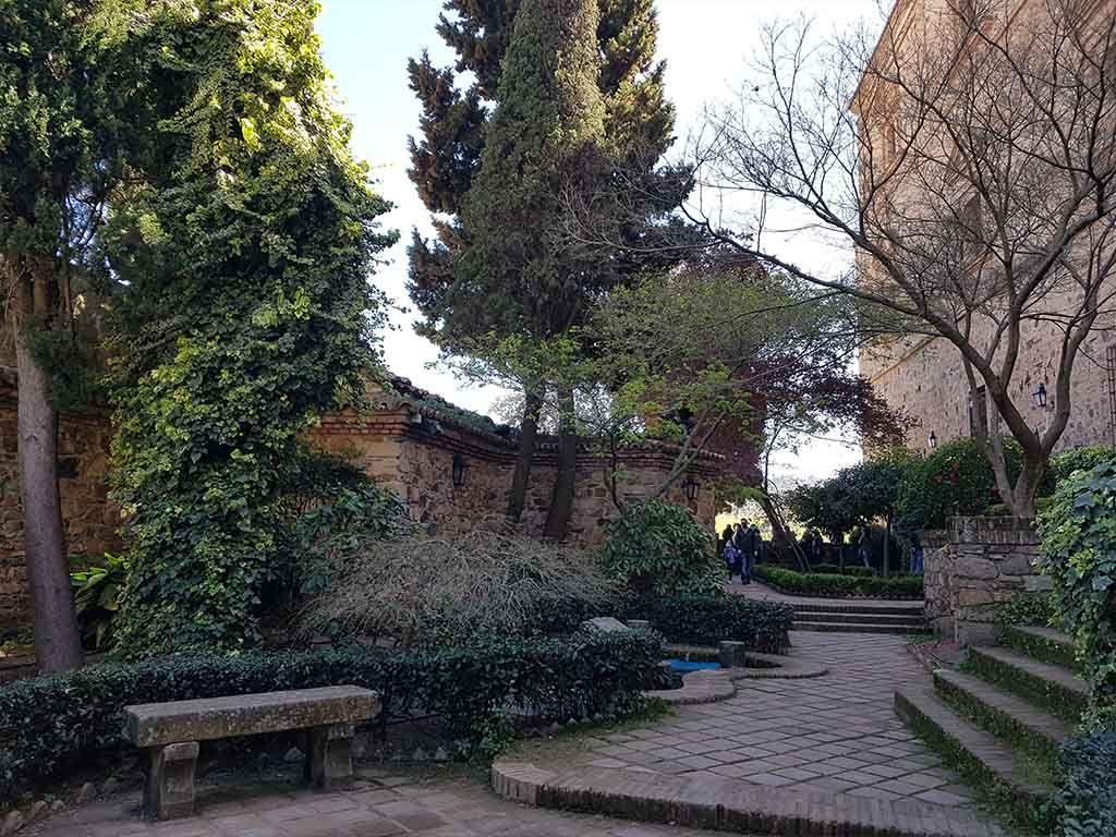 Jardín de Cristina Ulloa