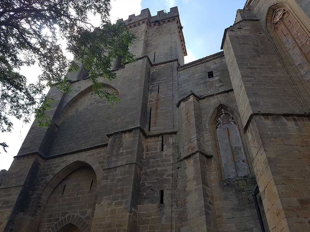 Iglesia y torre militar de San Juan