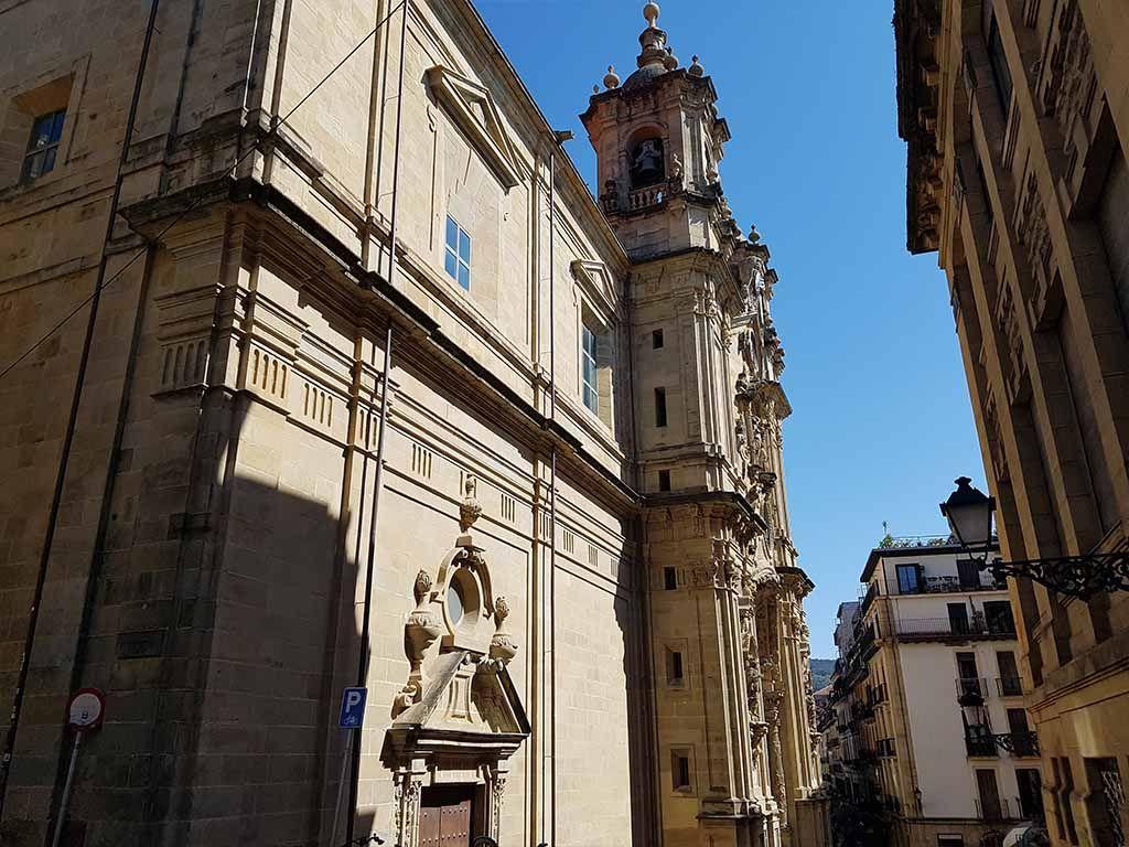 Basílica de Santa María del Coro