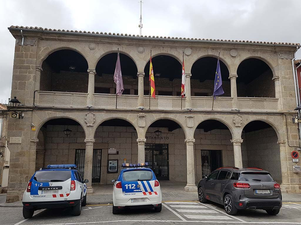 Edificio del Ayuntamiento de Béjar