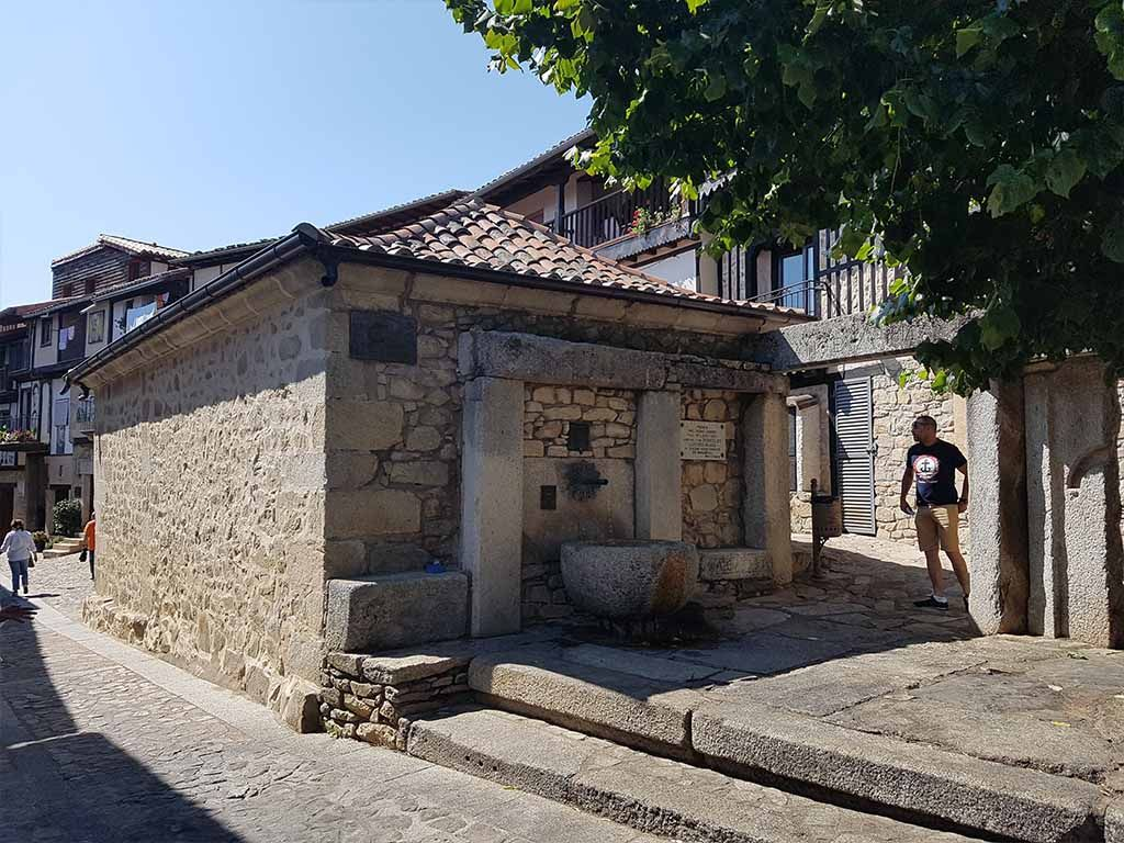 Ermita del Humilladero, en Mogarraz