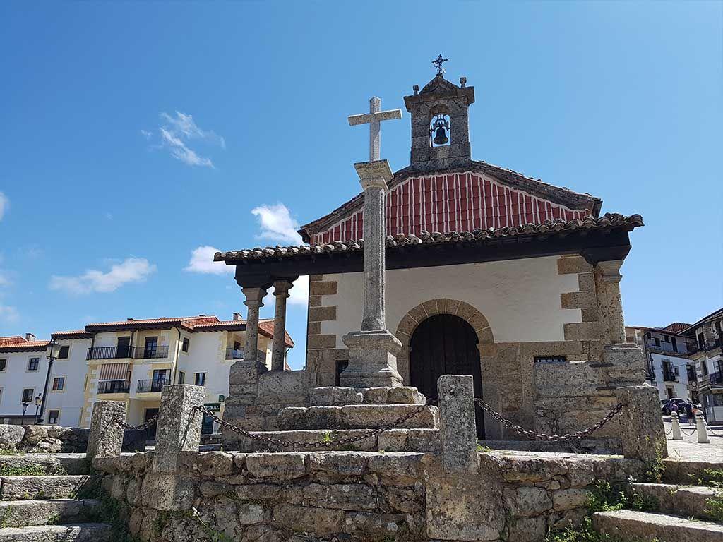 Ermita del Humilladero, en Candelario