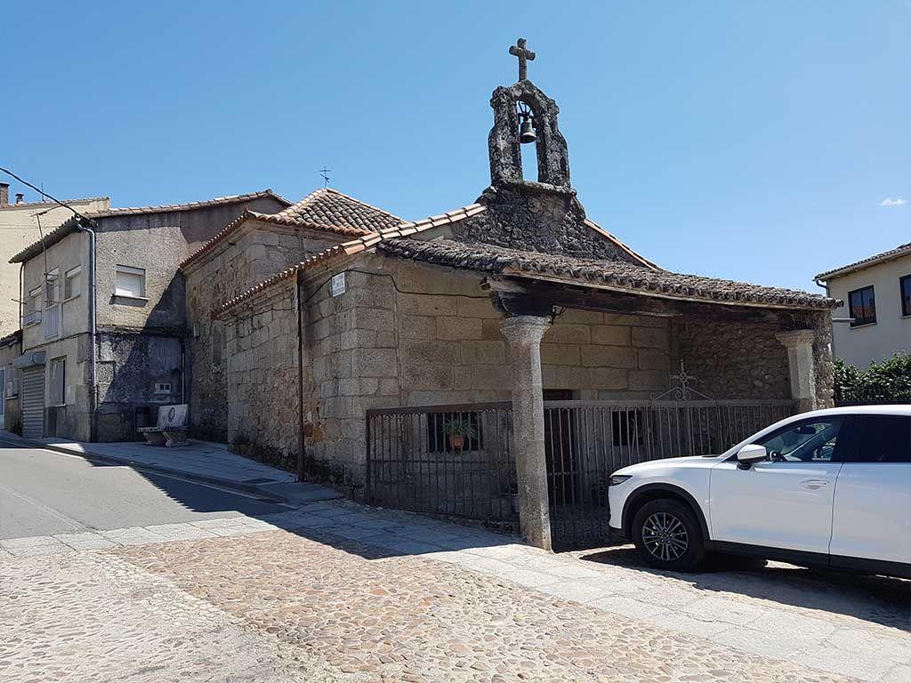 Ermita del Humilladero, en Miranda del Castañar