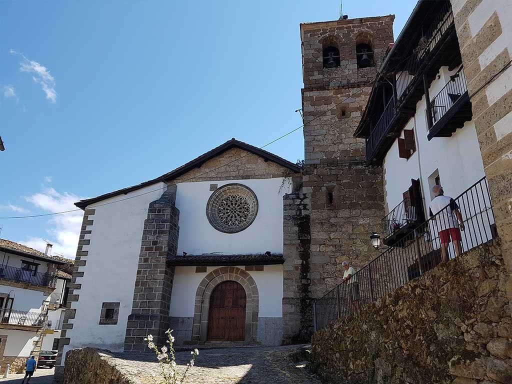 Iglesia de Nuestra Señora de la Asunción de Candelario