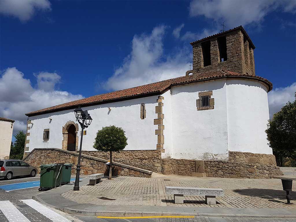 Iglesia de Santiago o La Antigua