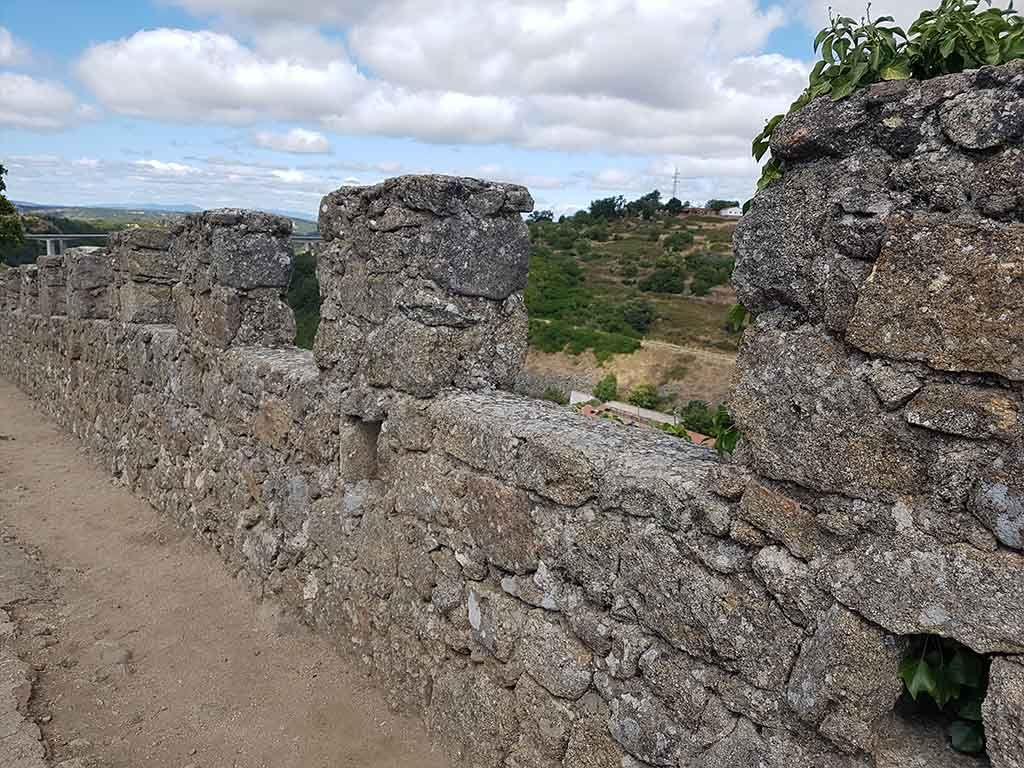 Muralla medieval de Béjar