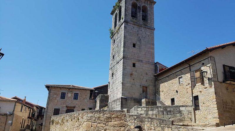 Torre de las Campanas, un lugar que ver en Miranda del Castañar