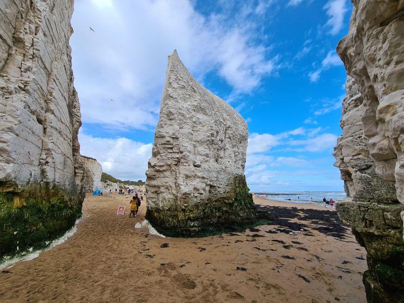 Ruta por la Viking Coast y Margate desde Londres