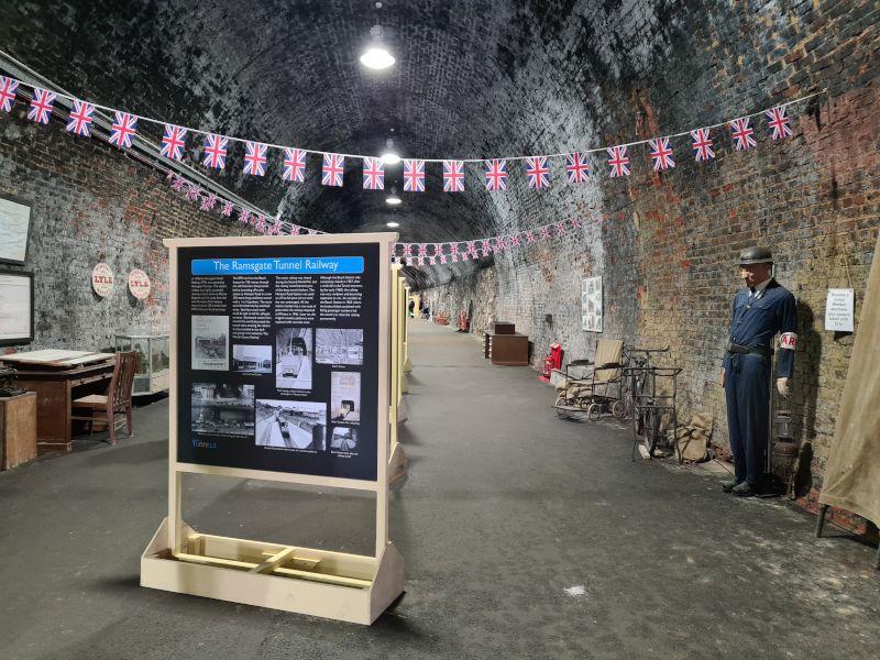 túneles de ramsgate
