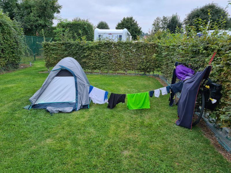 acampada avenue verte